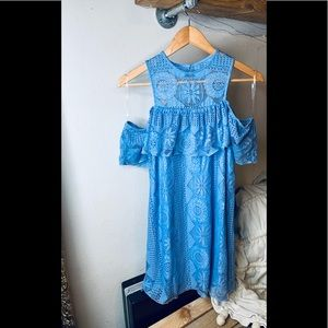 Francescas Collections and lace dress. NWT